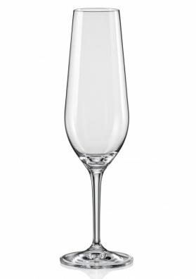 Poháre na šampanské Amoroso 200 ml