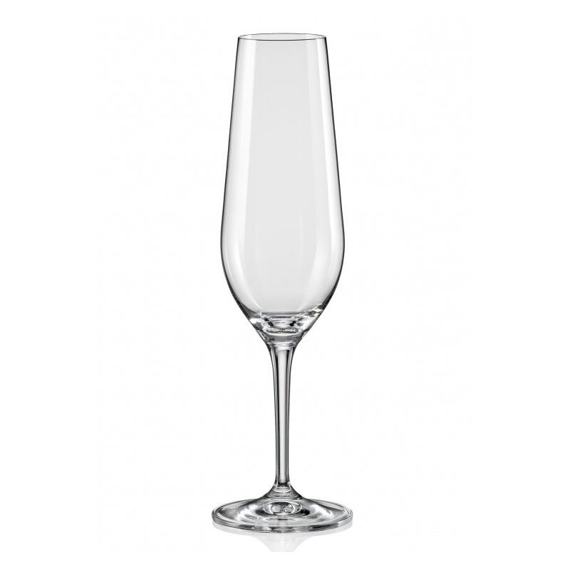 ffb28a477d3fd Poháre na šampanské Amoroso 200 ml (2ks) - najdar.sk