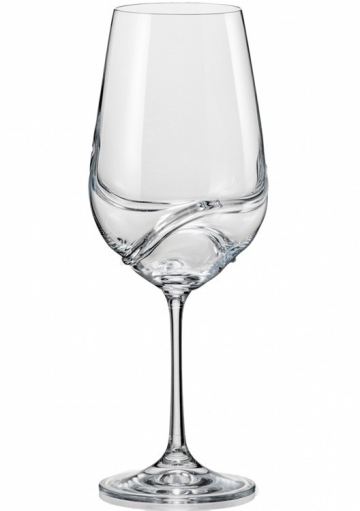 Poháre na víno Turbulence 550 ml