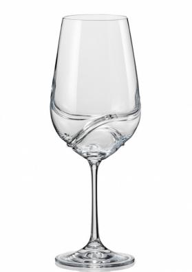 Poháre na víno Turbulence 350 ml