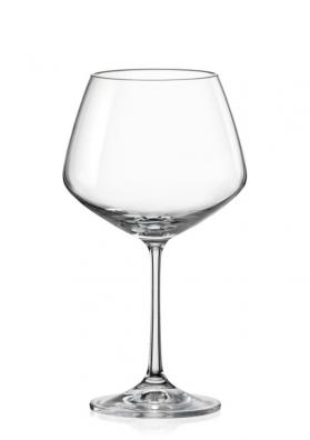 Poháre na červené víno Giselle 580 ml