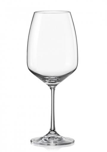 Poháre na červené víno Giselle 560 ml