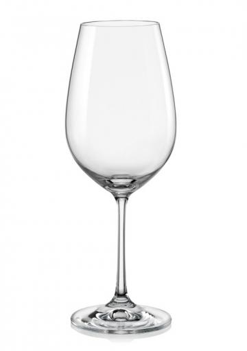 Poháre na červené víno Giselle 560ml (6ks)