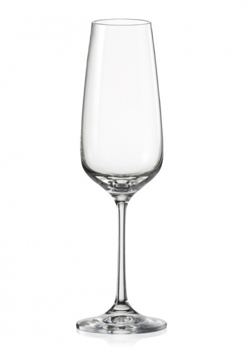 Poháre na šampanské Giselle 190 ml
