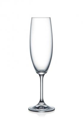 Poháre na šampanské For Your Home 220 ml
