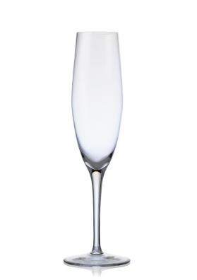 Poháre na šampanské Eva 220 ml
