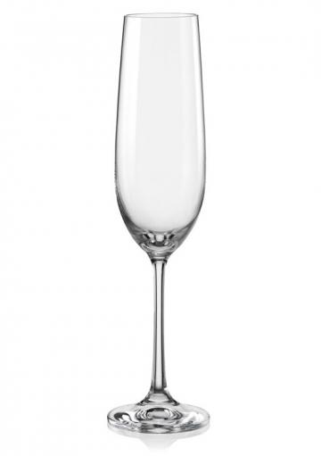 Poháre na šampanské Bar 190 ml