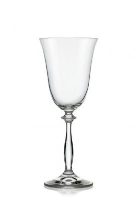 Poháre na biele víno Angela 185 ml